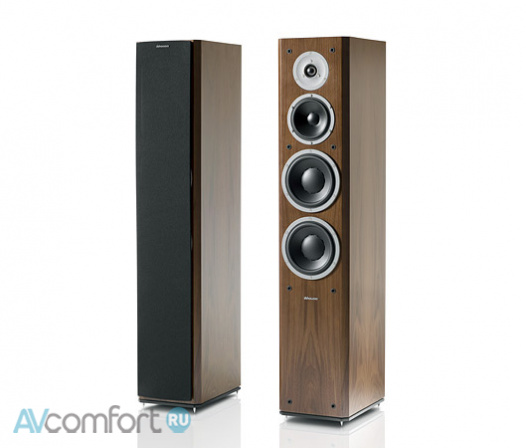 AVComfort, DYNAUDIO Focus 340 Black Ash