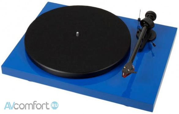 AVComfort, PRO-JECT Debut Carbon Phono USB (OM10) Blue