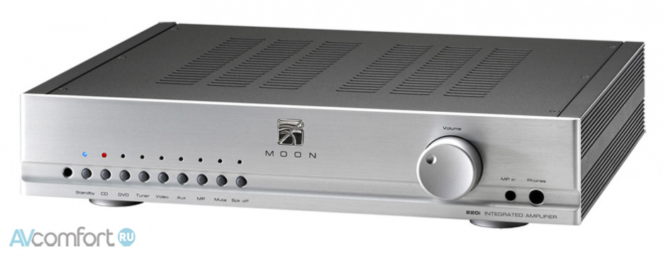 AVComfort, SIM AUDIO MOON 220i RS Silver