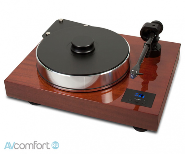 AVComfort, PRO-JECT X-tension-10 Evolution SP (Cadenza Black) Mahogany