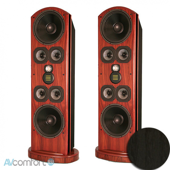 AVComfort, LEGACY Audio Whisper HD Black Oak