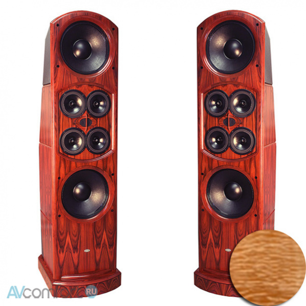 AVComfort, LEGACY Audio Helix Curly maple