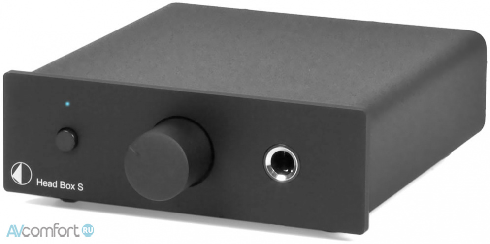 AVComfort, PRO-JECT Head Box S Black