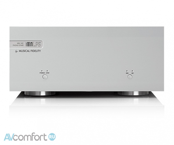 AVComfort, MUSICAL FIDELITY M1 LPS Silver