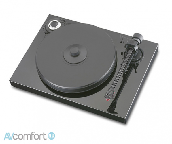 AVComfort, PRO-JECT 2-Xperience Classic SP Piano Black (2M-Blue)