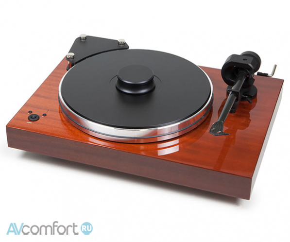 AVComfort, PRO-JECT X-tension-9 Evolution SP (Quintet Black) Mahogany