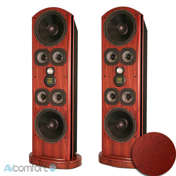 AVComfort, LEGACY Audio Whisper HD Sapele Pommele Satin