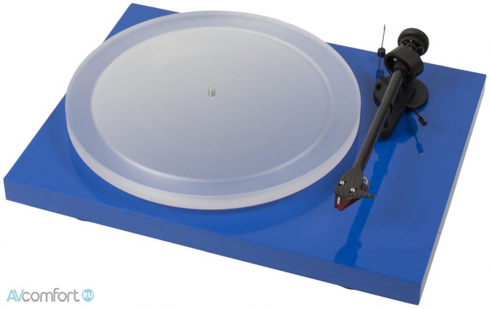 AVComfort, PRO-JECT Debut Carbon Esprit (2M-Red) Blue