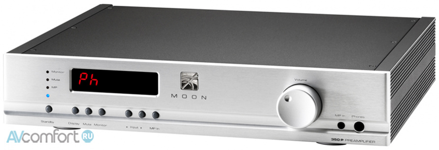 AVComfort, SIM AUDIO MOON 350P 2P Silver