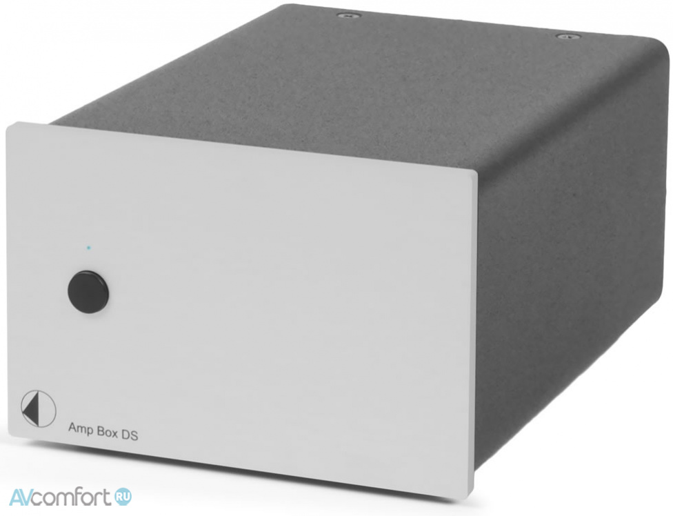 AVComfort, PRO-JECT Amp Box DS Silver