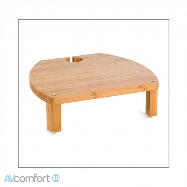 AVComfort, ATACAMA Elite ECO 6.0 Hi-Fi Single Shelf Module 175mm Natural Finish