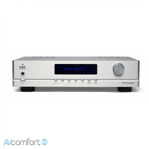 AVComfort, CARY AUDIO SLP 03 Silver