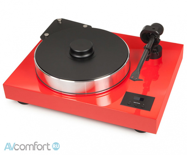 AVComfort, PRO-JECT X-tension-10 Evolution SP (Cadenza Black) Red