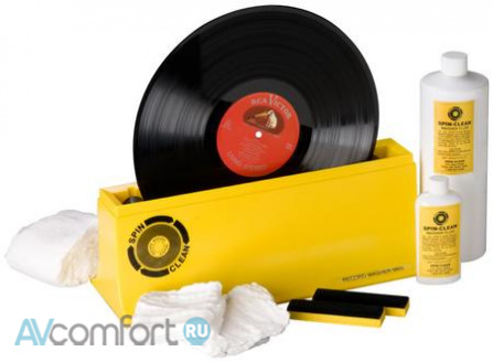 AVComfort, PRO-JECT Spin-Clean Drying Cloths