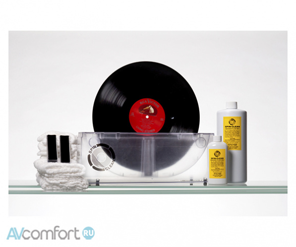 AVComfort, PRO-JECT Spin-Clean Record Washer mkII Package LE