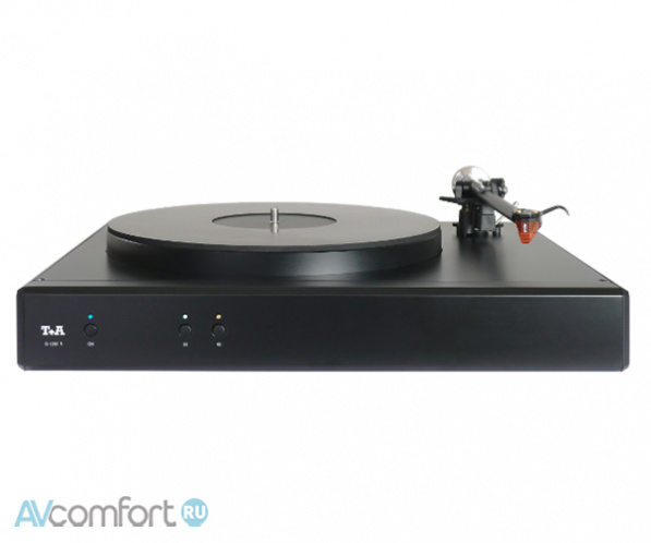 AVComfort, T+A G 1260 R (with Ortofon 2M Bronze+PHONO) Black