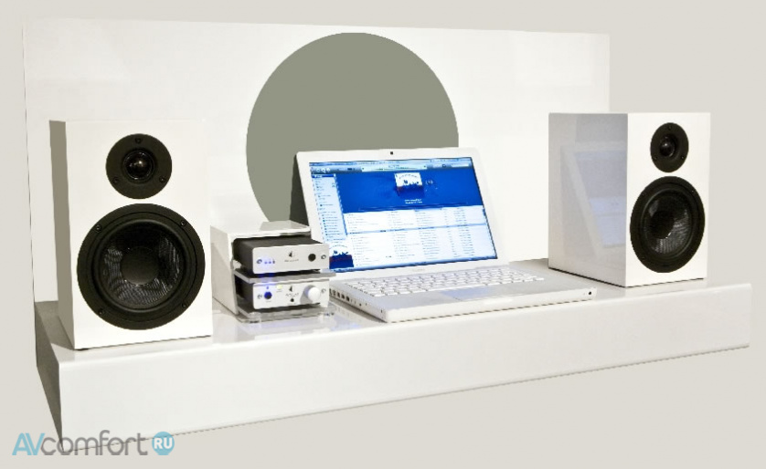 AVComfort, PRO-JECT SET Hi-Fi AirPlay