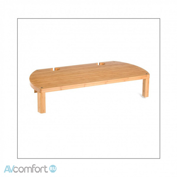 AVComfort, ATACAMA Elite ECO 12.0 Hi-Fi Single Shelf Module 225mm Natural Finish