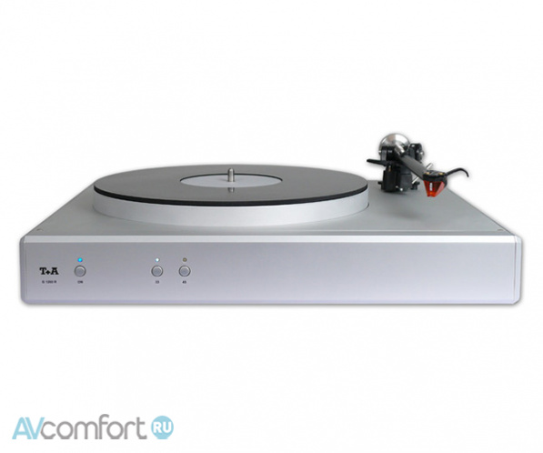 AVComfort, T+A G 1260 R (with Ortofon 2M Bronze+PHONO) Silver