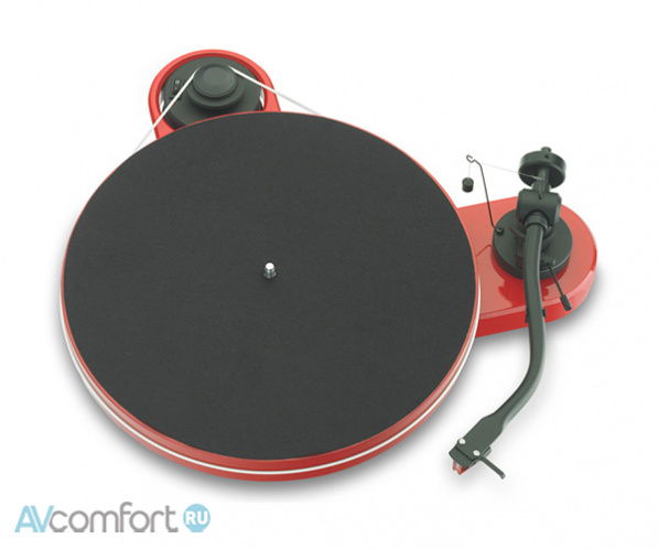 AVComfort, PRO-JECT RPM-1.3 Genie (2M-Red) Red
