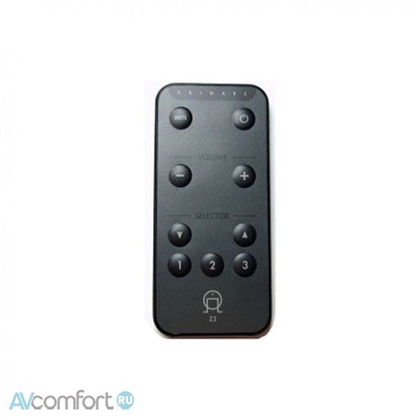 AVComfort, PRIMARE Zone 2 remote