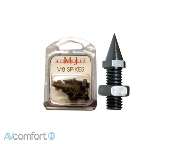 AVComfort, MJ Acoustics М8 Spikes