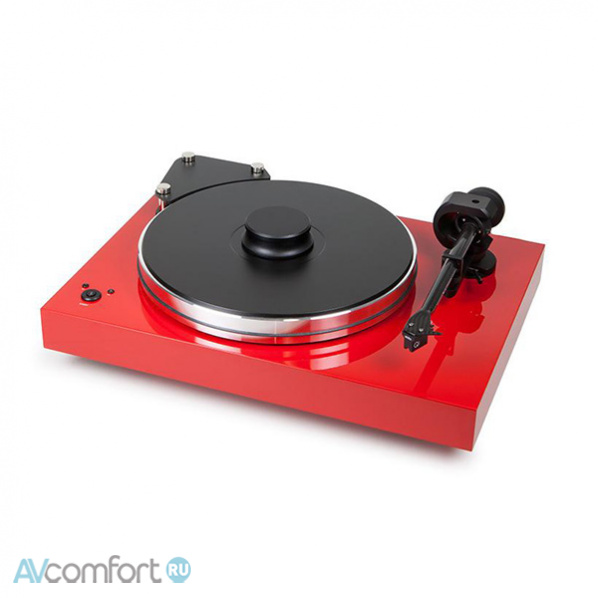 AVComfort, PRO-JECT X-tension-9 Evolution SP (Quintet Black) Red
