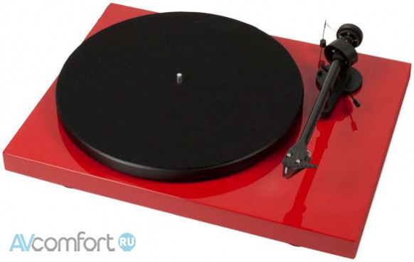 AVComfort, PRO-JECT Debut Carbon (OM10) Red