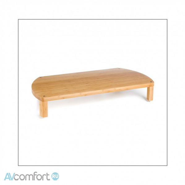 AVComfort, ATACAMA Elite ECO 12.0 Hi-Fi Single Shelf Module 125mm Natural Finish