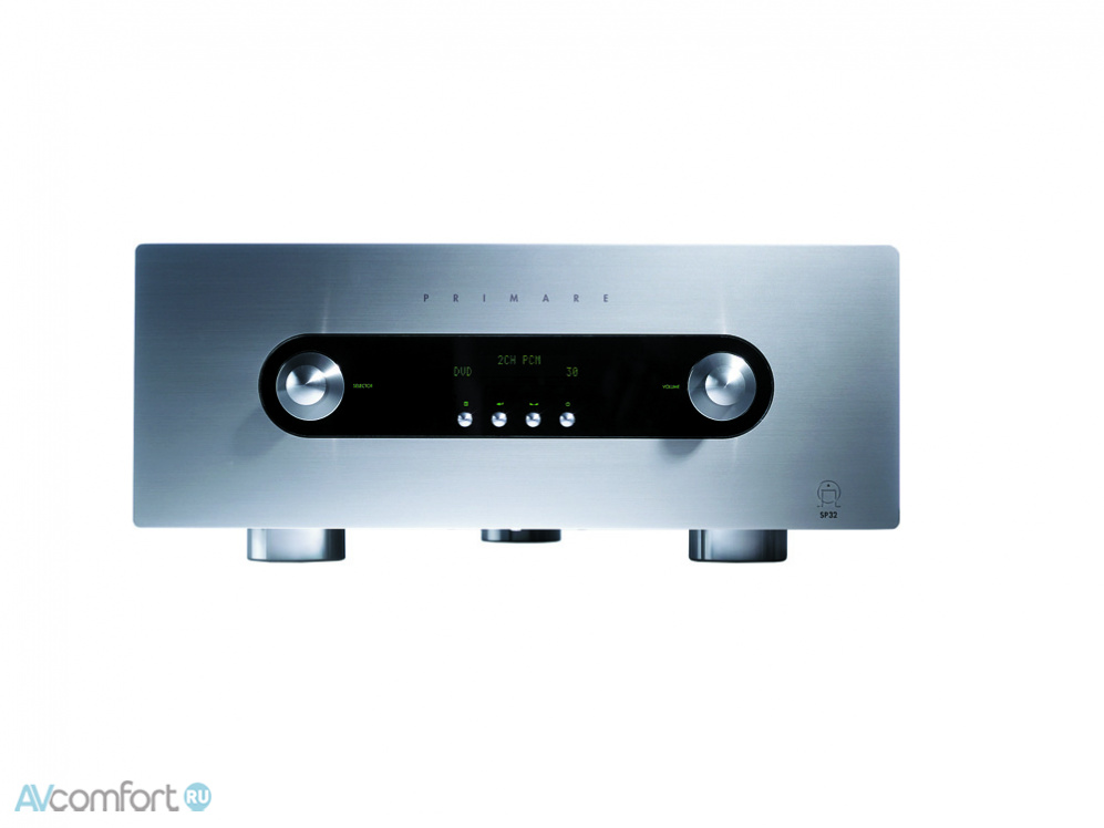 AVComfort, PRIMARE SP32 HD audio Titan