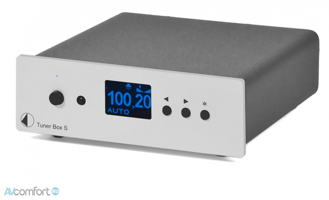 AVComfort, PRO-JECT Tuner Box S Silver