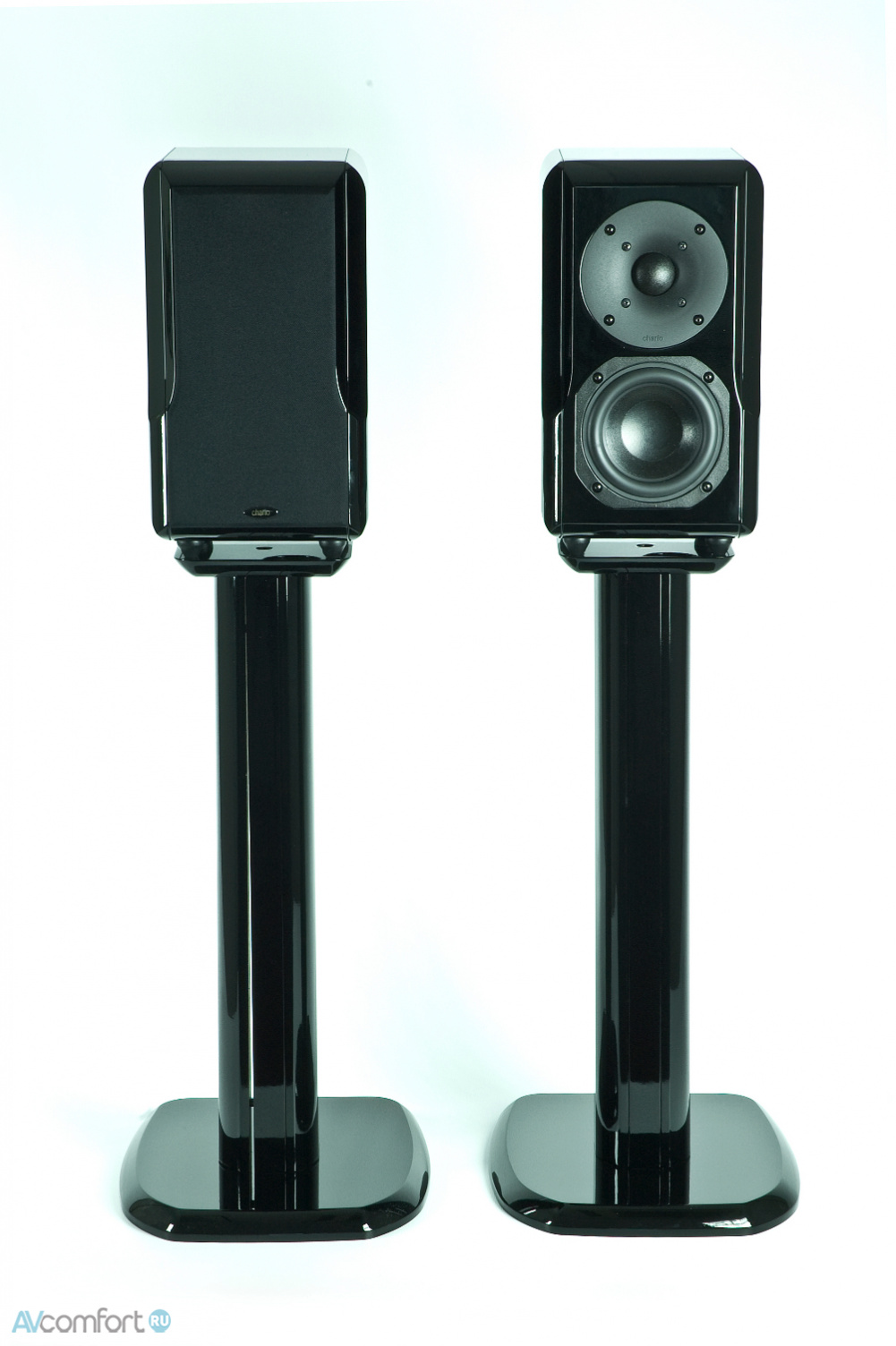 AVComfort, CHARIO Constellation K Delphinus Stand High Gloss Black