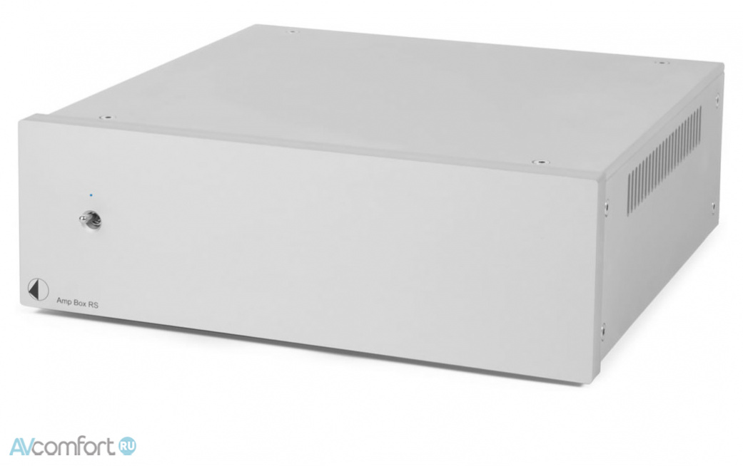 AVComfort, PRO-JECT Amp Box RS Silver