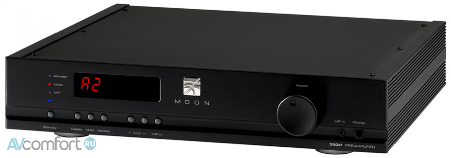 AVComfort, SIM AUDIO MOON 350P Black