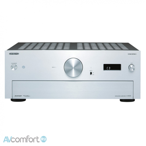 AVComfort, ONKYO A 9070 Silver