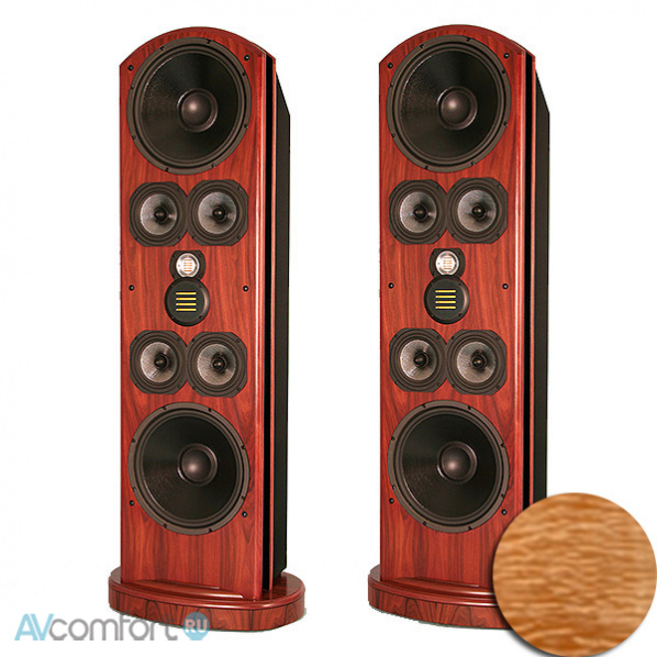 AVComfort, LEGACY Audio Whisper XD Curly maple