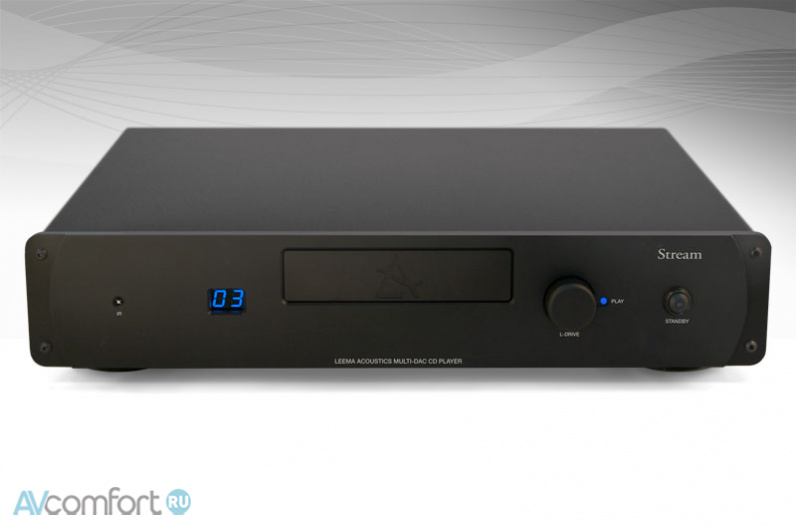 AVComfort, LEEMA ACOUSTICS Stream III Black