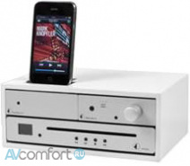 AVComfort, PRO-JECT Design Box Acryl 4 White