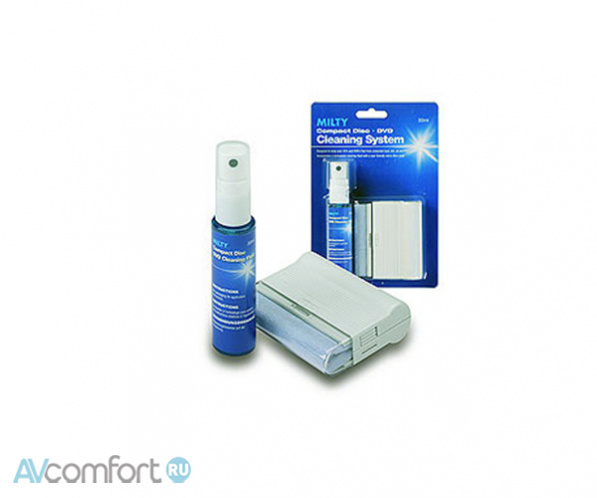 AVComfort, Goldring MI 0130 CD/DVD cleaning system