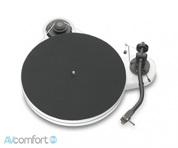AVComfort, PRO-JECT RPM-1.3 Genie (2M-Red) White