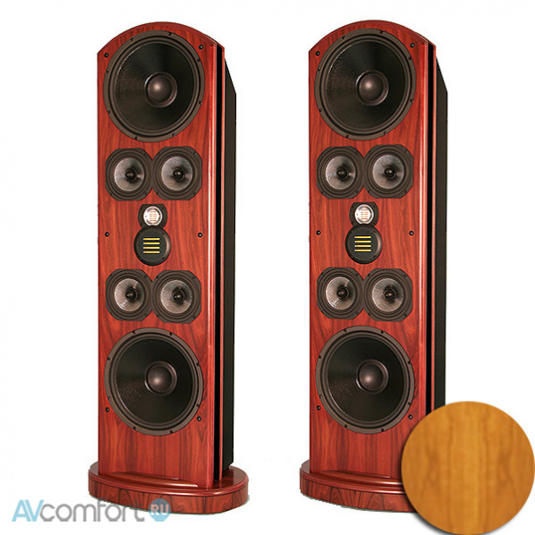 AVComfort, LEGACY Audio Whisper HD Natural Cherry