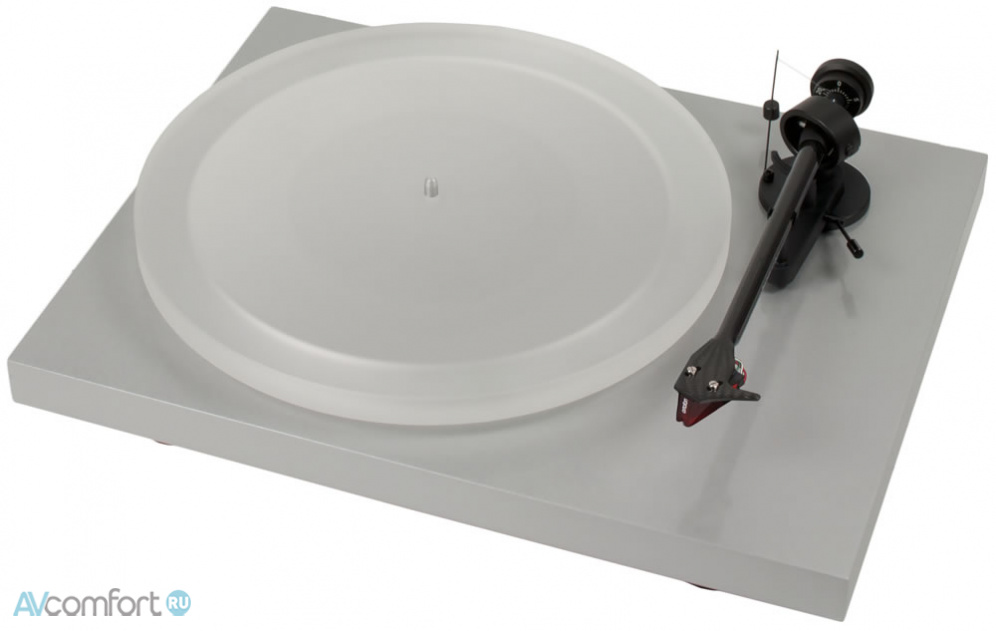 AVComfort, PRO-JECT Debut Carbon Esprit (2M-Red) Silver